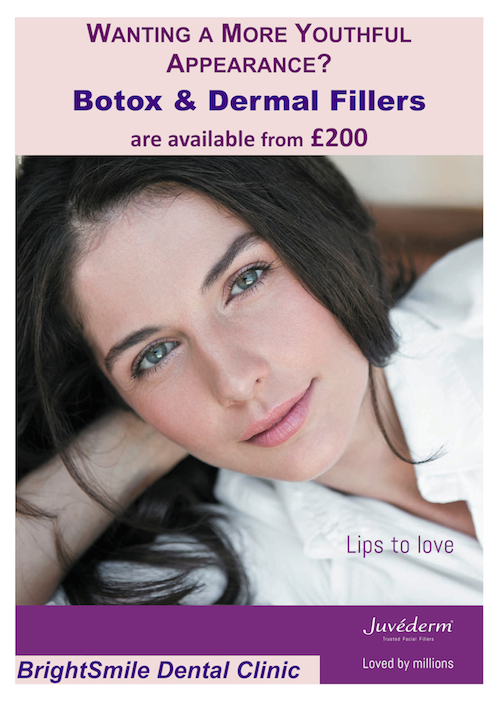 botox filler advert