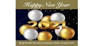 Happy New Year from BrightSmile Dental & Aesthetic Clinic NW3